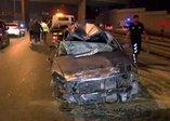 Son dakika: Vatan Caddesi'nde otomobil takla attı! Yaralılar var
