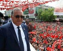 CHP'li başkan 180 promil alkolle direksiyon başına geçti
