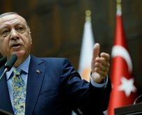 Başkan Erdoğan'dan Brunson açıklaması