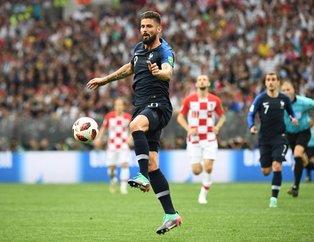 2018 FIFA Dünya Kupası Finali'nden kareler