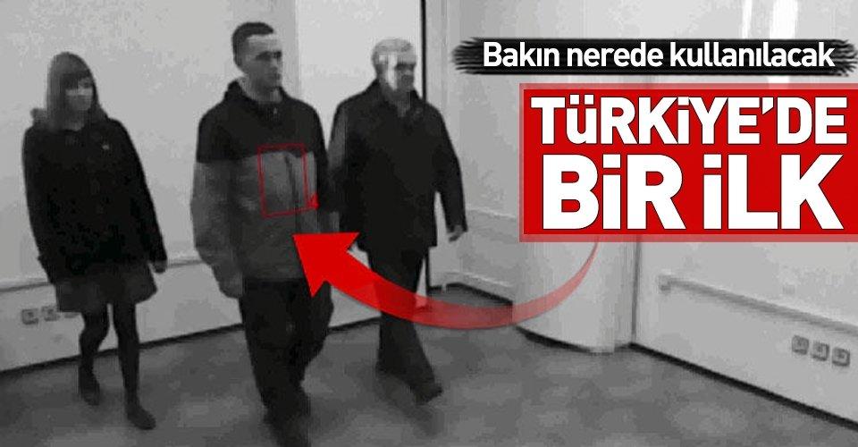 Türkiye'de bir ilk! Esenboğa Havalimanında kullanılacak