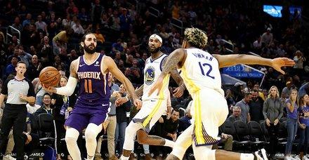 NBA'da büyük şok! Curry'nin eli kırıldı