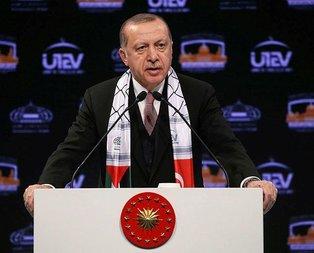 Başkan Erdoğan'dan İslam dünyasına net mesaj!