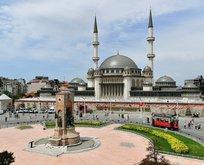 CHP'nin haber ajansı Taksim Camii yalanında ısrarcı!