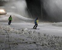 Türkiye'de ilk! Uygulama o kayak merkezinde başladı