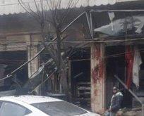 YPG/PKK kontrol noktasında patlama