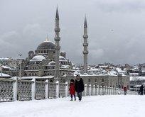 Meteorolojiden kritik uyarı! İstanbula kar geliyor...