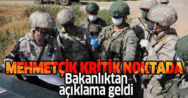 10'uncu Türk-Rus Birleşik Kara Devriyesi icra edildi