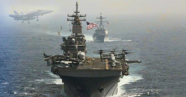 ABD'den 'İran ile savaş' açıklaması!