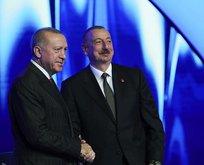 Başkan Erdoğan'dan TANAP paylaşımı