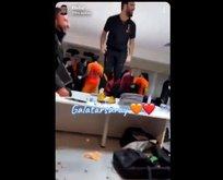 Derbi sonrası Galatasaraylı futbolculardan küfür!