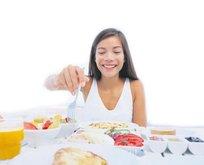Obezitenin düşmanı: Kahvaltı