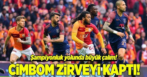 Galatasaray evinde kükredi