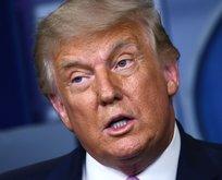 Trump'a yasak devam edecek