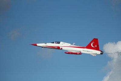 Türk Yıldızları, Şanlıurfada nefesleri kesti