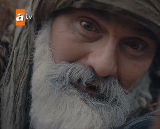 Kuruluş Osman'da duygulandıran sahne: Bamsı Bey, Abdurrahman Gazi'ye böyle veda etti