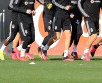 Beşiktaş 4 ismi TFF'ye bildirmedi!
