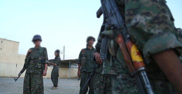 Terör örgütü YPG'nin çocuk zulmü!