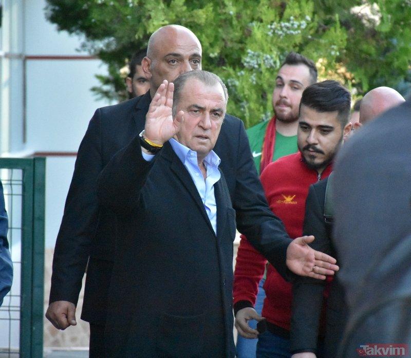 Fatih Terim'den sürpriz kadro! Galatasaray'ın Yeni Malatyaspor 11'i belli oldu