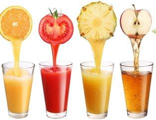 Evde yapabileceğiniz içinizi serinletecek içecekler