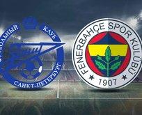 Zenit - Fenerbahçe maçı ne zaman?