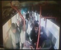 Şehit annesine hakaret eden otobüs şoförüne gözaltı