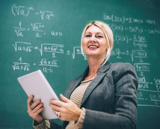 Kadın öğretmene 'nöbet' müjdesı