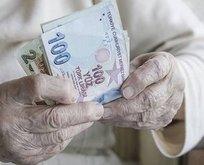 Emekliye faizsiz 6 bin 62 TL avans verilecek! İşte başvuru şartları