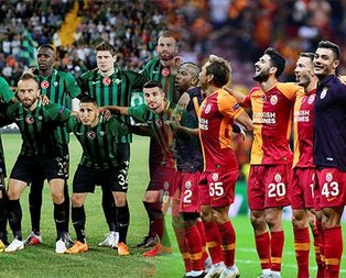 Akhisarspor-Galatasaray maçı ne zaman?