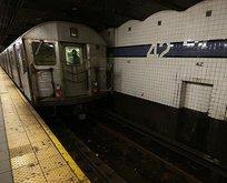 New York metrosunun hali içler acısı