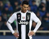 Ronaldo'ya virüs şoku