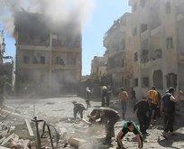 Halepteki savaş suçu belgelendi