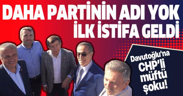 İhsan Özkes, Ahmet Davutoğlu'na katılmaktan vazgeçti - Takvim