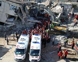 İşte Elazığ'daki depremde son durum!