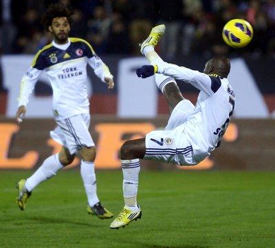 Eskişehirspor - Fenerbahçe: 1-1