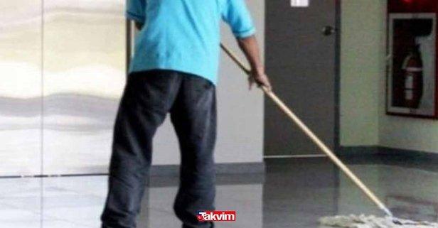 KPSS şartsız en az ilkokul mezunu yüzlerce temizlik görevlisi alımı yapılacak