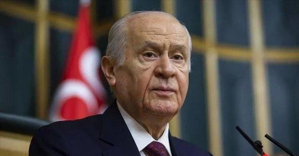 MHP lideri Devlet Bahçeli'nin acı günü!