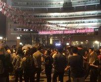 Kılıçdaroğlu'na tepkiler artıyor! CHP önünde istifa sloganları