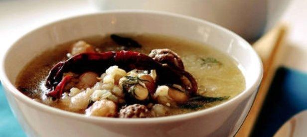 Köfteli Buğday Çorbası Tarifi