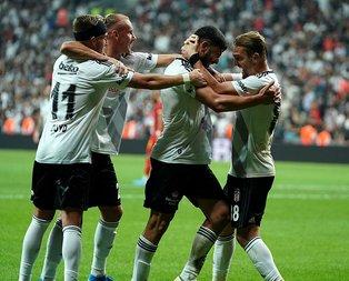 Beşiktaş'ta 3 isim Slovan Bratislava maçında yok!