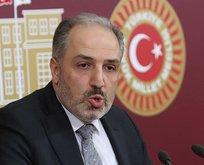DEVA'lı Yeneroğlu'ndan Yargıtay üyelerine skandal tehdit!