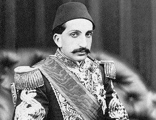 Sultan Abdülhamid Han'ın gençlik fotoğrafı ortaya çıktı! Yıllar Sultan II. Abdülhamid Han'ı böyle değiştirmiş...