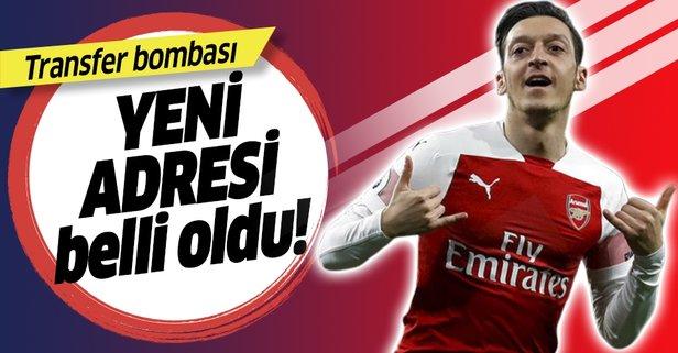 Mesut Özil ABD yolcusu mu?