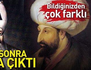 Osmanlı Devleti'nde Sultan Süleyman ve Fatih Sultan Mehmed bildiğimiz gibi değilmiş