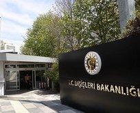 Türkiye'den AB'nin skandal seyahat kısıtlaması kararına tepki