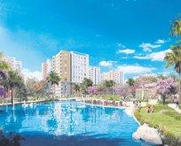 Sur yapı Antalya'da yaşam yıl sonunda başlıyor