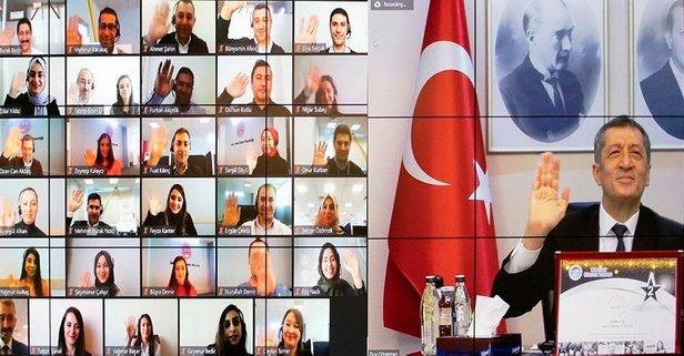 Bakan Selçuk'tan MEBİM'e kutlama!