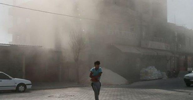 YPG/PKK'dan Ceylanpınar'a havan saldırısı!