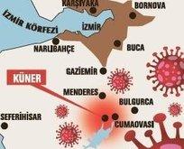 İzmir'in o mahallesinde vaka patlaması!