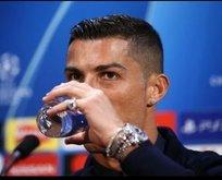 Cristiano Ronaldo yine yaptı yapacağını!